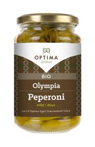 Produktbild Olympia Bio Peperoni
