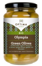 Produktbild Olympia Bio Kalamata Oliven